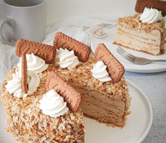 MILLES FEUILLES SPECULOOS